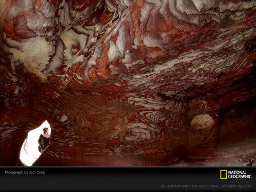 Sandstone Caverns