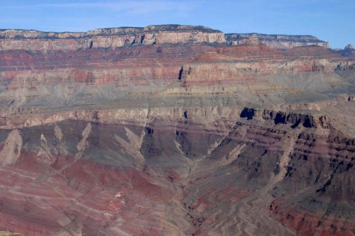 Grand Canyon Angular Unconformity