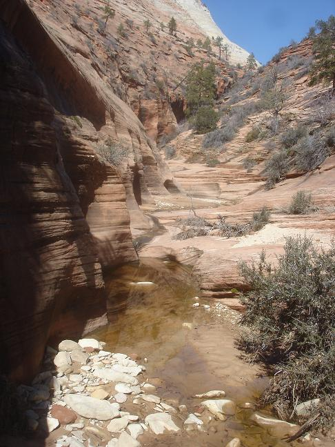 slot-canyon