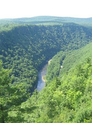 http://en.wikipedia.org/wiki/Leonard_Harrison_State_Park