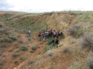 ISU Geology Field Camp Sundance Study